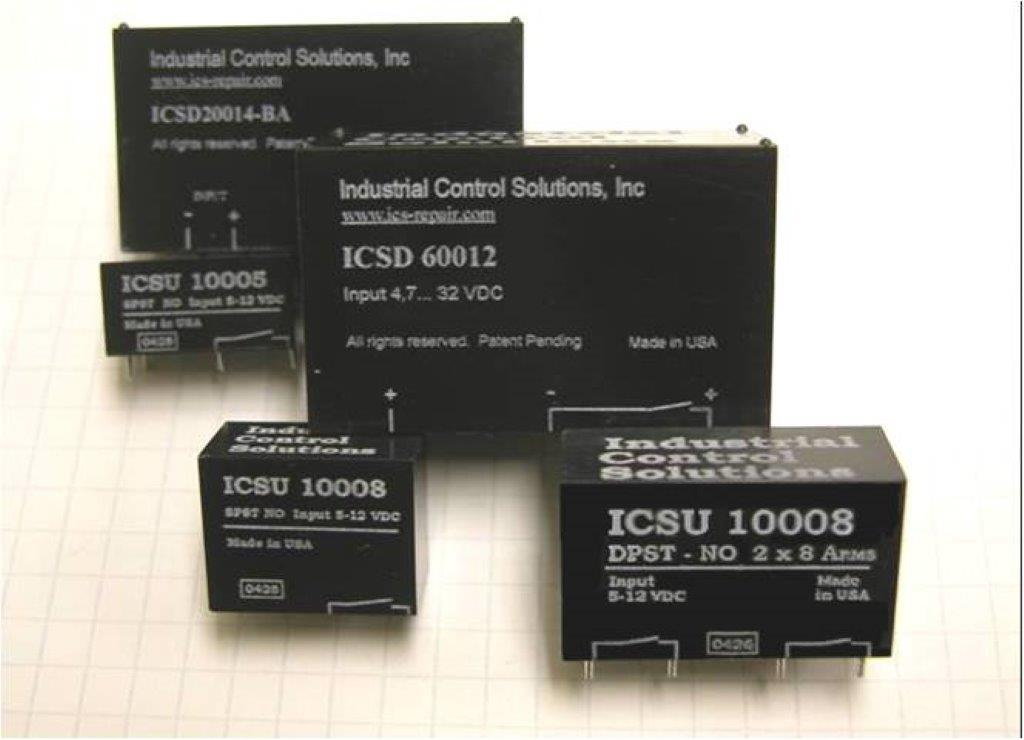 Demand for ICS, Inc product is worldwide
