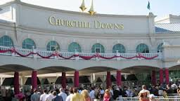 Helping local businesses in critical situations: Churchill Downs